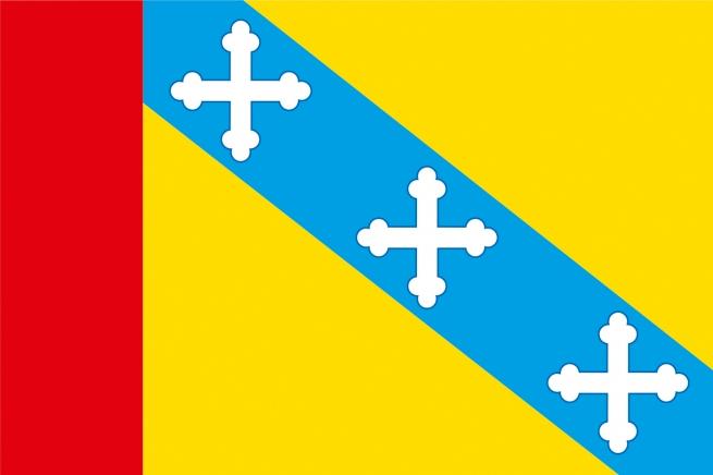 Флаг СП Головачёвское