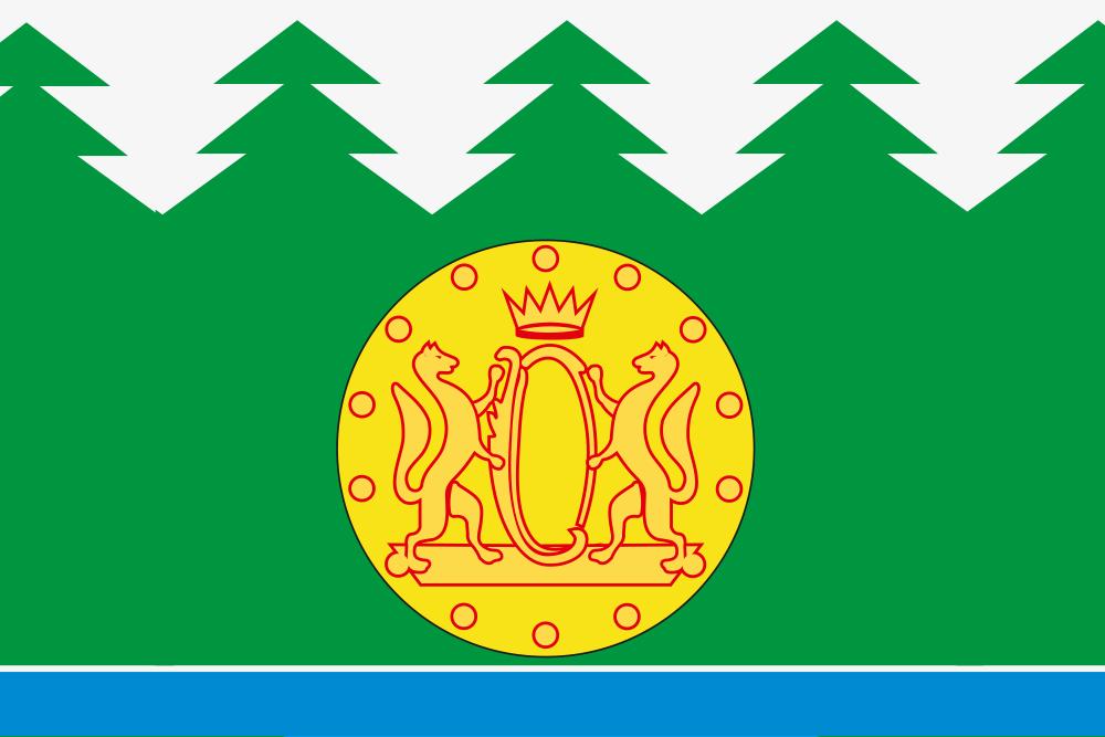 Флаг Сузунского района