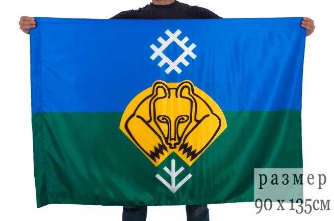 Флаг Сыктывкара