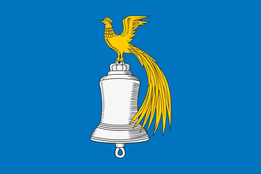 Флаг Татищевского района
