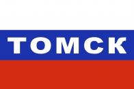 Флаг триколор Томск
