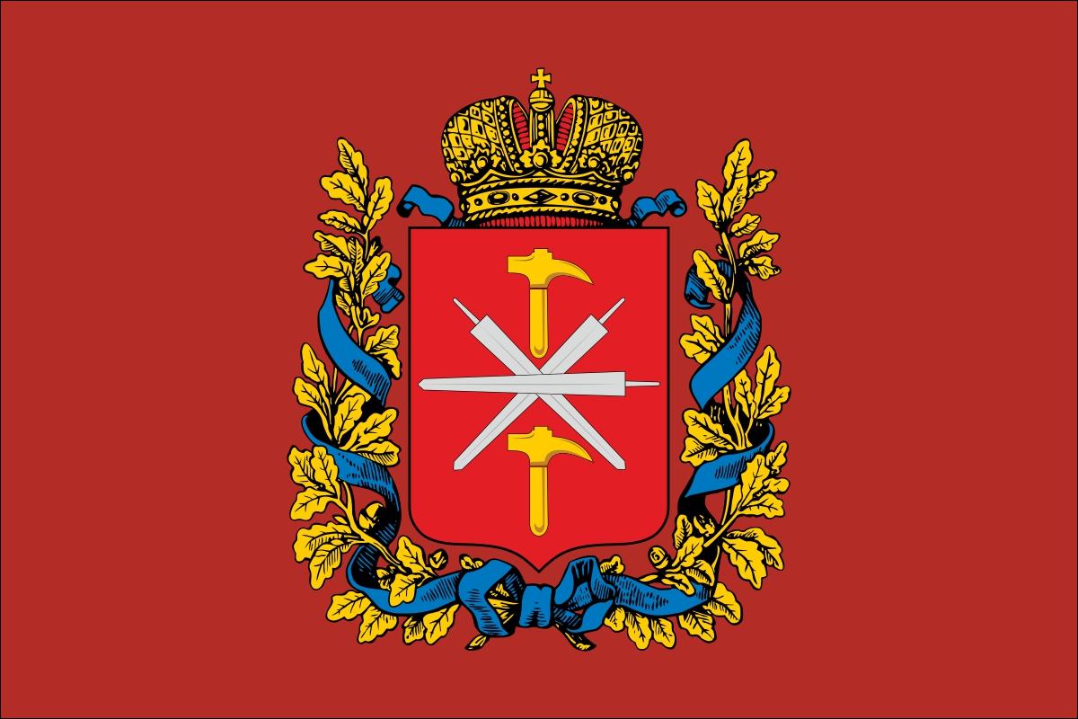 Флаг Тульской губернии