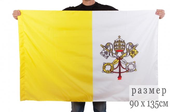 Флаг Ватикана, Герб Ватикана, Купить флаг