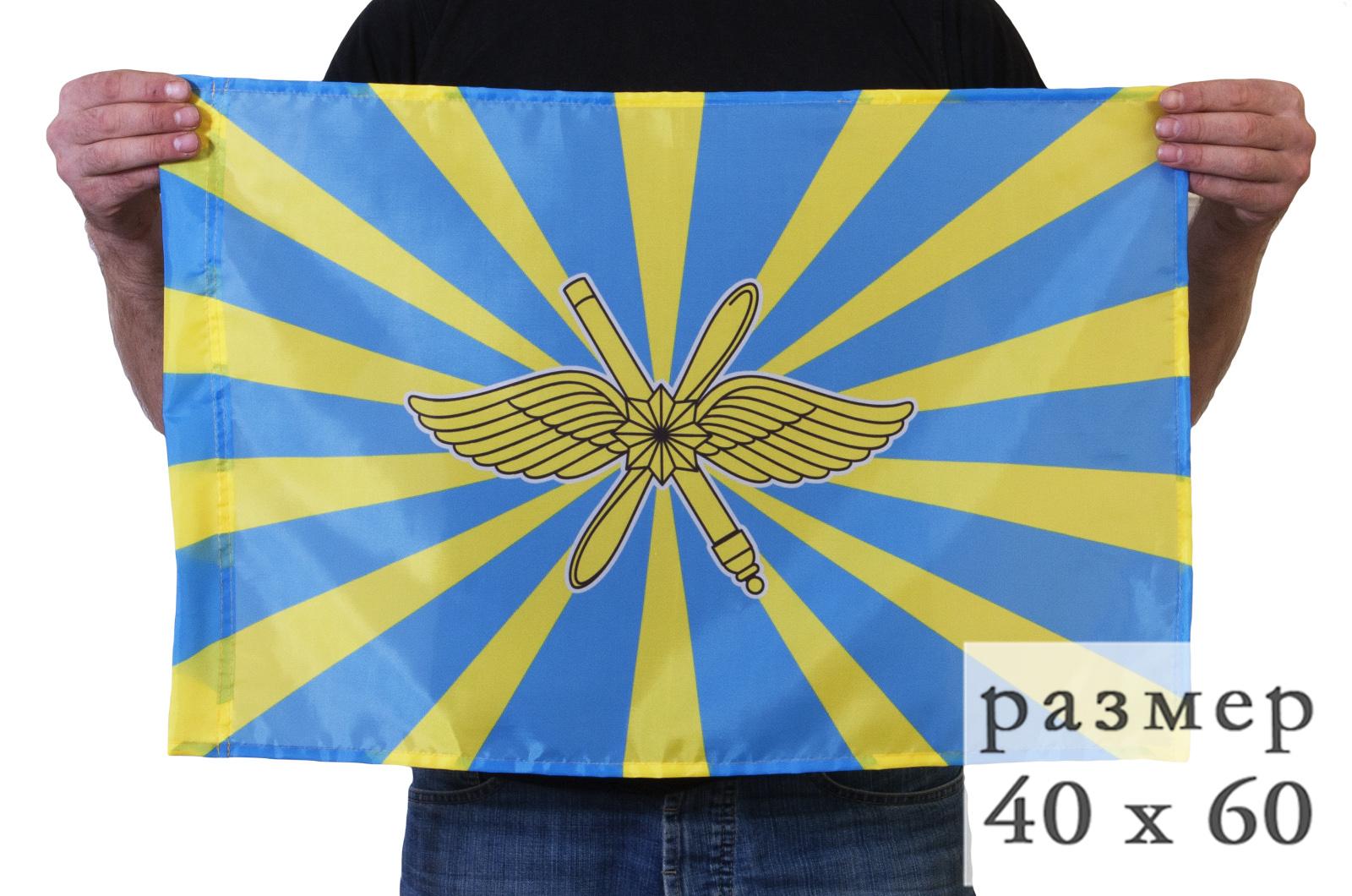 Флаг ВКС России (40x60)