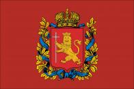 Флаг Владимирской губернии