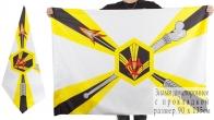 Флаг Войск радиационной и химической защиты