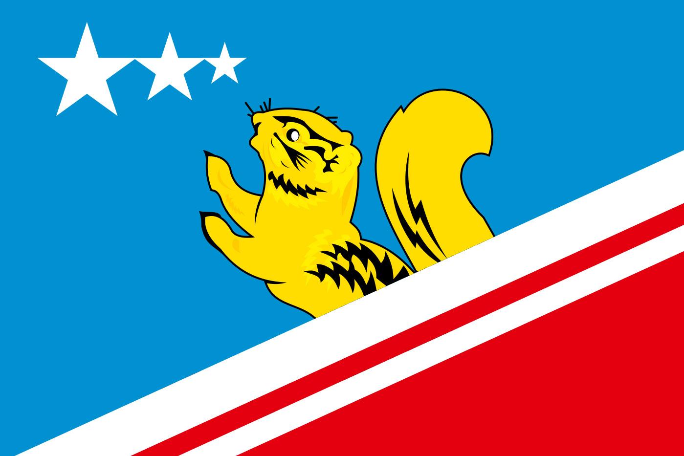 Флаг Волчанска
