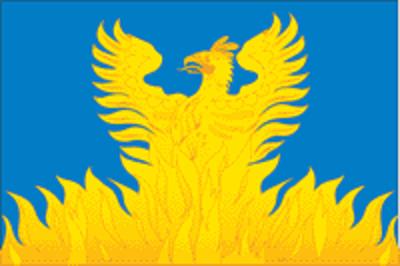 Флаг Воскресенска