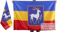 Двухсторонний флаг Всевеликого Войска Донского «Елень»