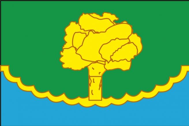 Флаг Заокского района