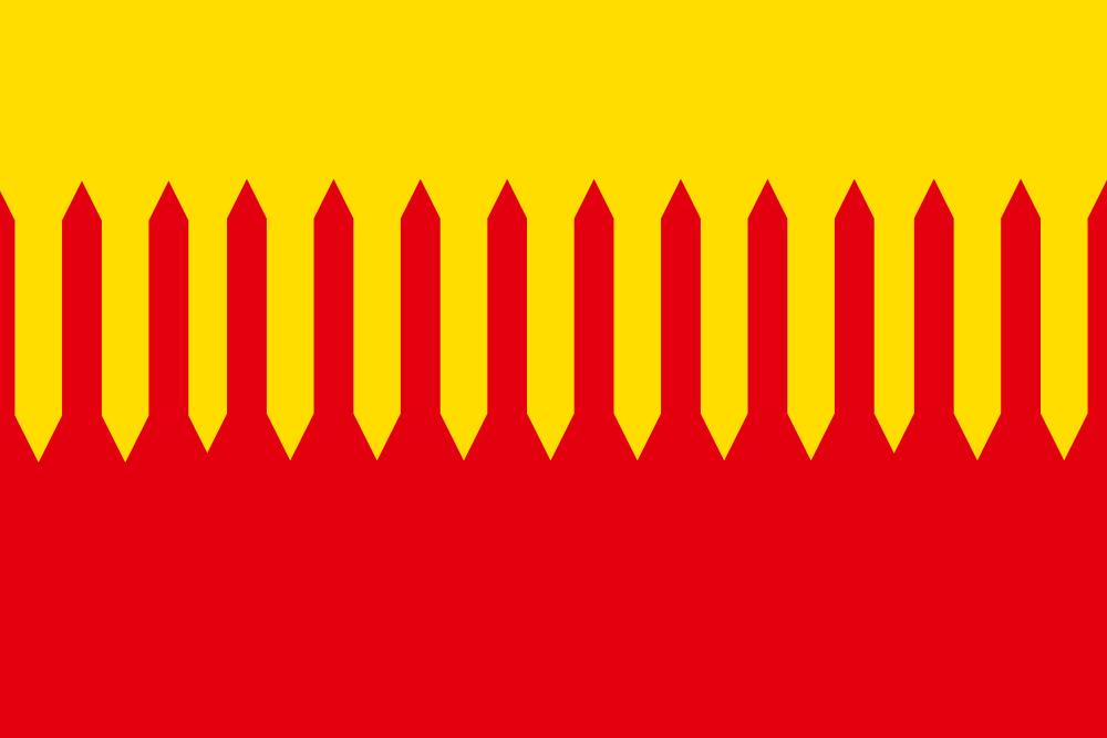 Флаг Зубцовского района