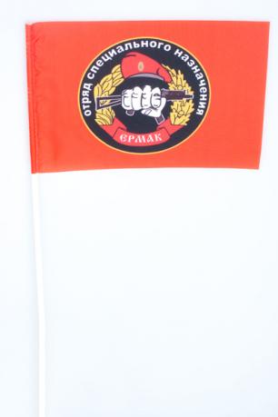Флажок на палочке «19 отряд спецназа ВВ Ермак»