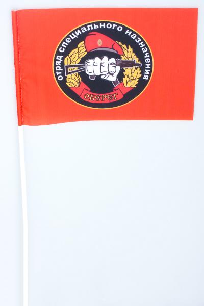 Флаг Спецназа ВВ 23 ОСН Оберег (Мечел)
