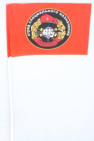 Флажок на палочке «30 отряд спецназа ВВ Святогор»