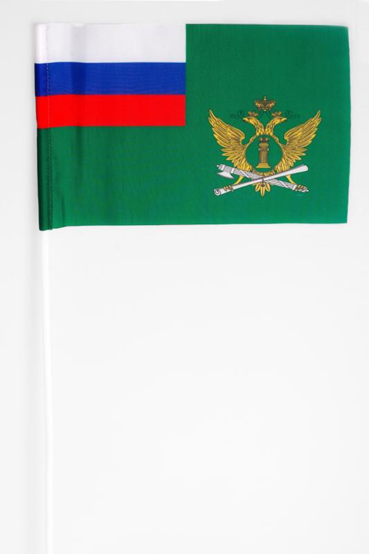 Флажок на палочке «Флаг ФССП»