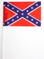 Флажок на палочке «Флаг Конфедерации»