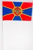 Флажок на палочке «Флаг МВД РФ»