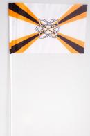 Флажок на палочке «Флаг соединений и воинских частей ядерного обеспечения»