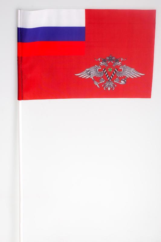 Флажок на палочке «ФМС России»