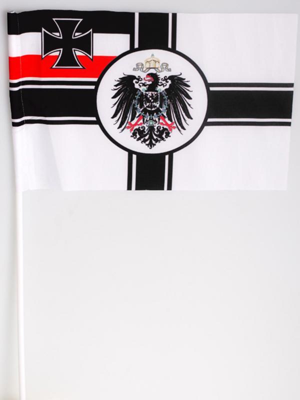Флажок на палочке «Императорские ВМС Германии»