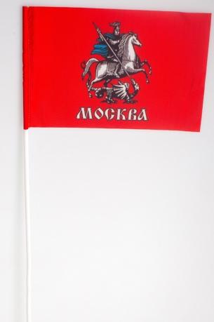 Флажок на палочке «Москва»