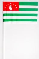 Флажок Абхазии