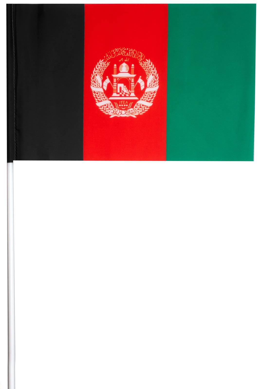 Флажок Афганистана