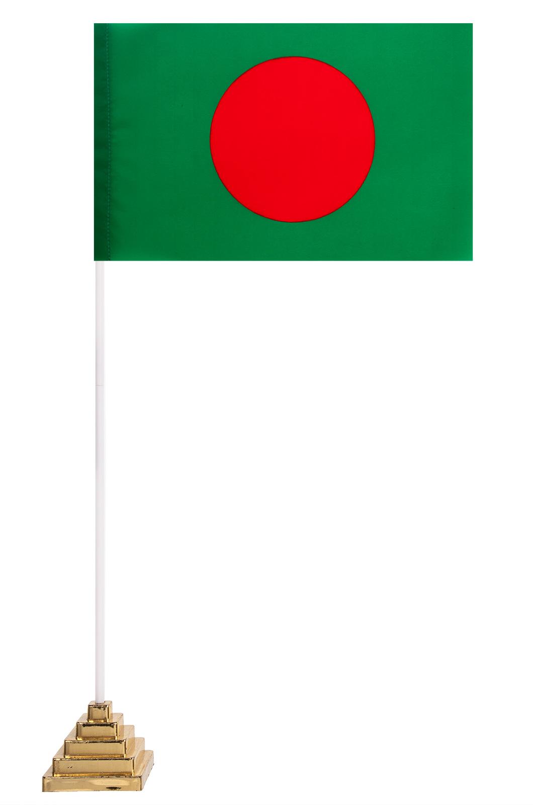 Купить флажок Бангладеша настольный