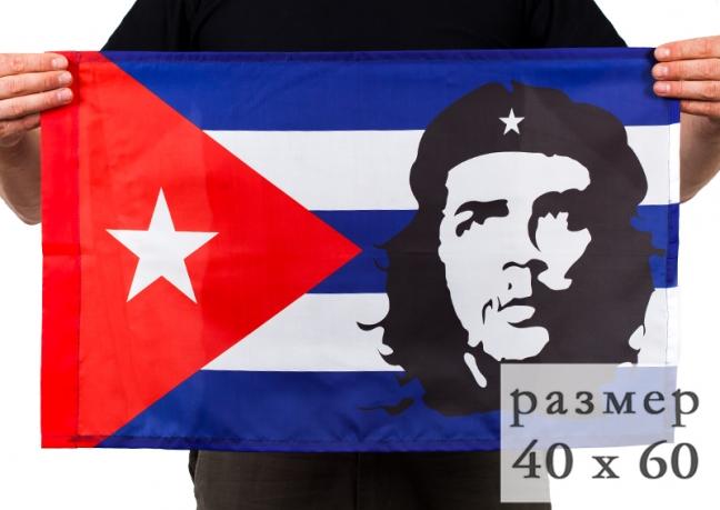 Флажок «Че Гевара» 40x60