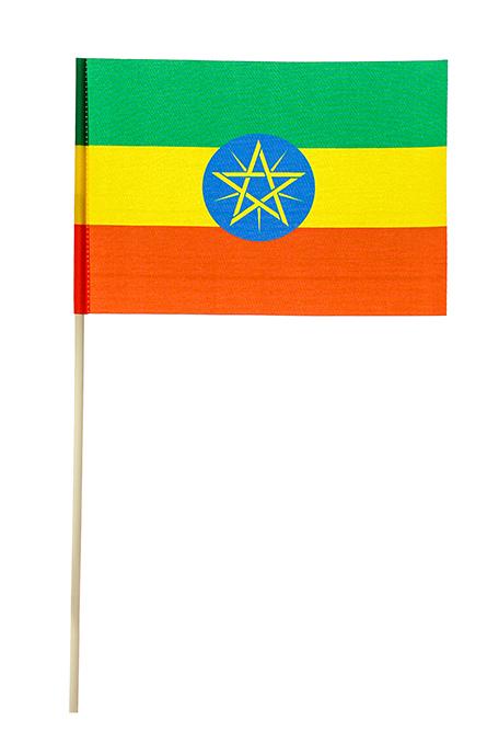 Флажок Эфиопии