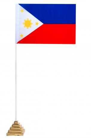 Флажок Филиппин настольный