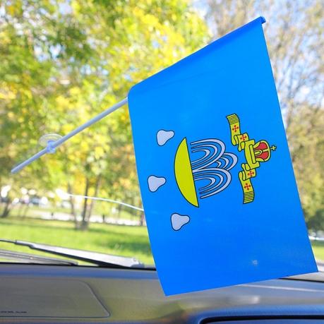 Флажок Кашинского района в машину