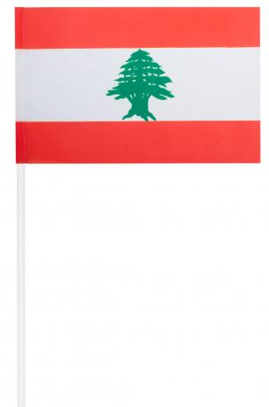 Флажок Ливана