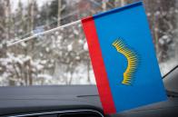 Флажок Мурманской области