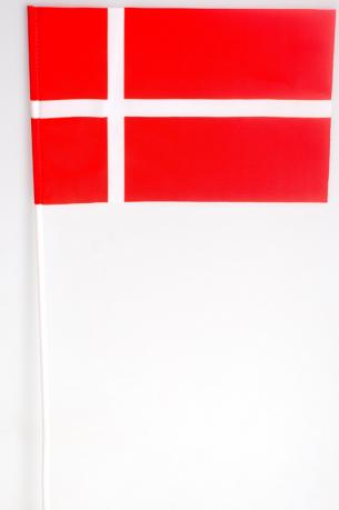 Флажок на палочке «Флаг Дании»