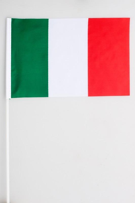Флажок на палочке «Флаг Италии» по акции
