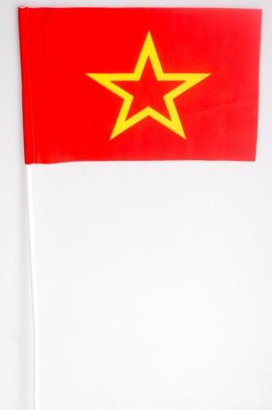 Флажок на палочке «Флаг Красной Армии»
