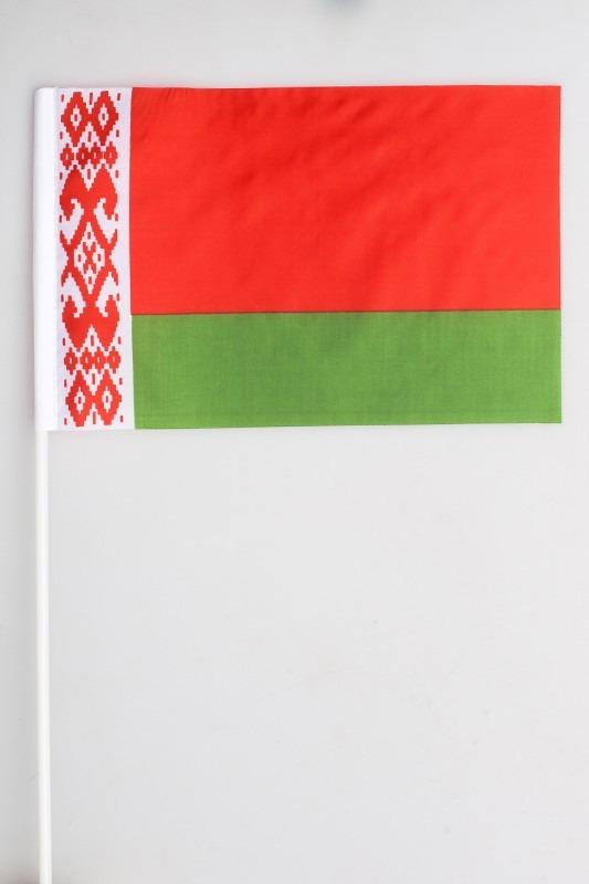 Флаг Беларуси по акции