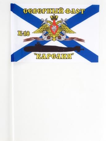 Флажок на палочке К-18 «Карелия» СФ