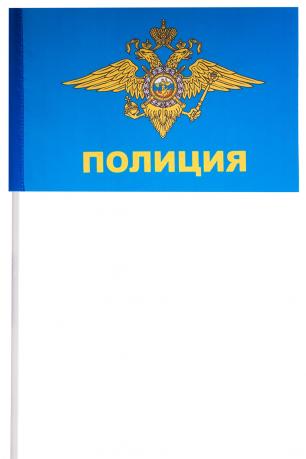 """Флажок на палочке """"Полиция РФ"""""""