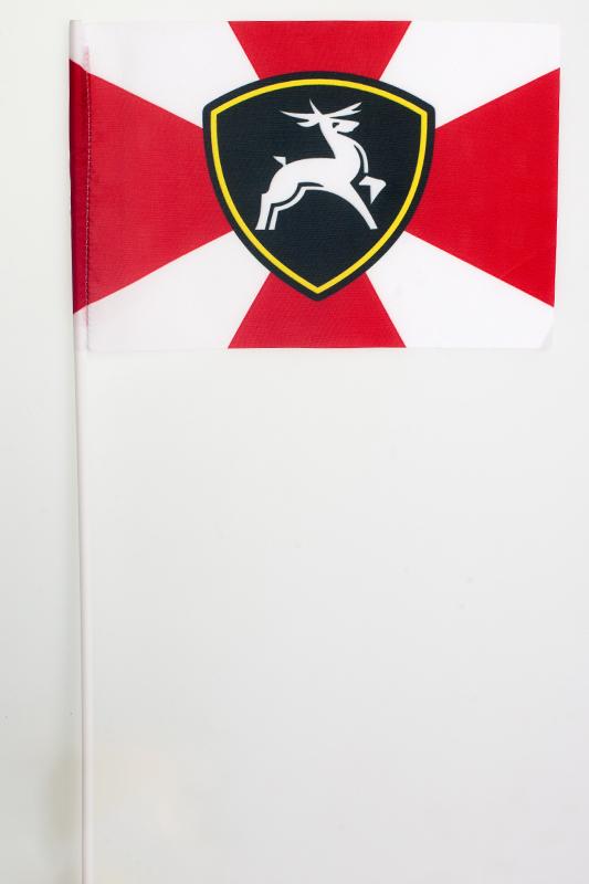 Флажок на палочке «Приволжское региональное командование»