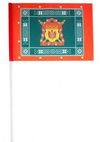 Флажок на палочке «Знамя Сибирского казачьего войска»
