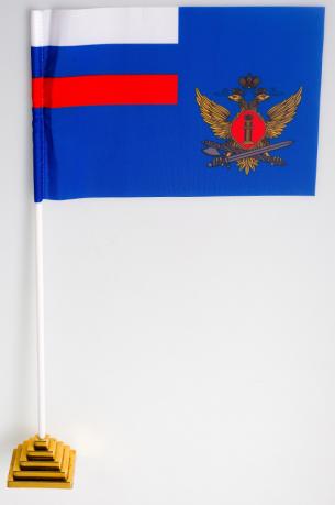 Флажок настольный ФСИН (Федеральная служба исполнения наказаний)