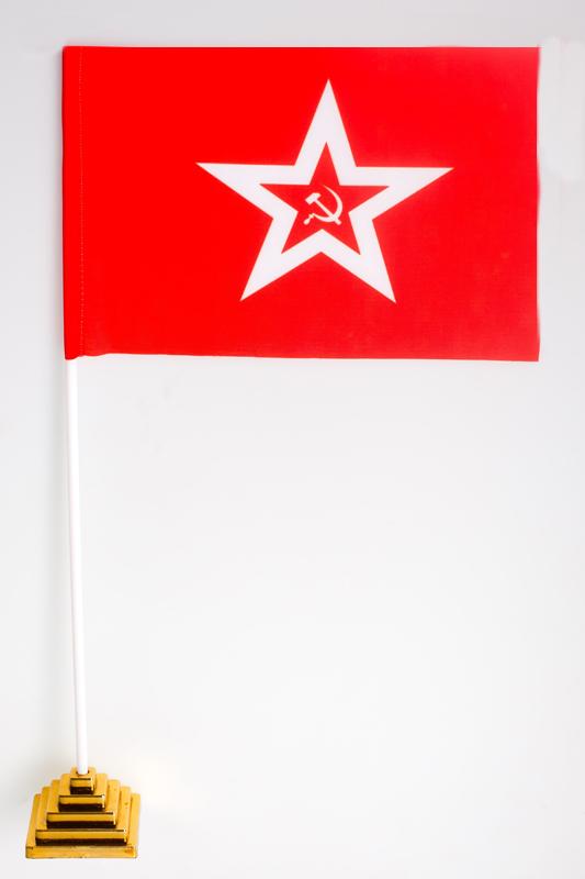 Флажок настольный Гюйс ВМФ СССР