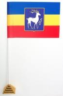 Флажок настольный Казачий елень