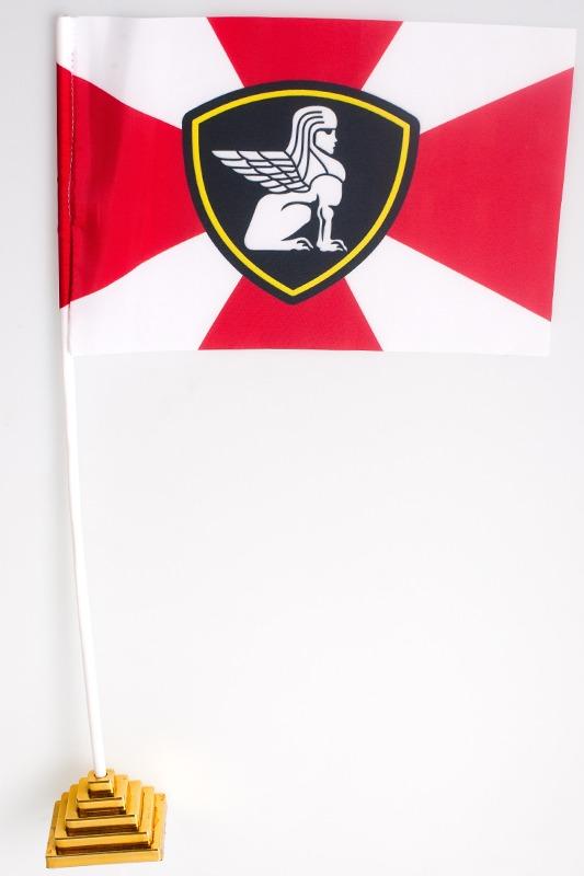 Флажок настольный ВВ Северо-Западное региональное командование