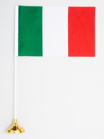 Флажок настольный «Флаг Италии» по акции