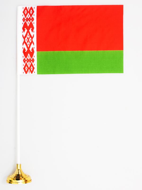 Флажок настольный «Флаг Республики Беларусь» по акции