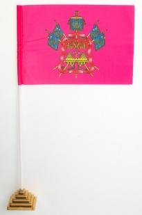 Двухсторонний флаг Кубанского Казачьего войска