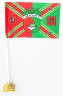Флажок Локомотив «с гербом»